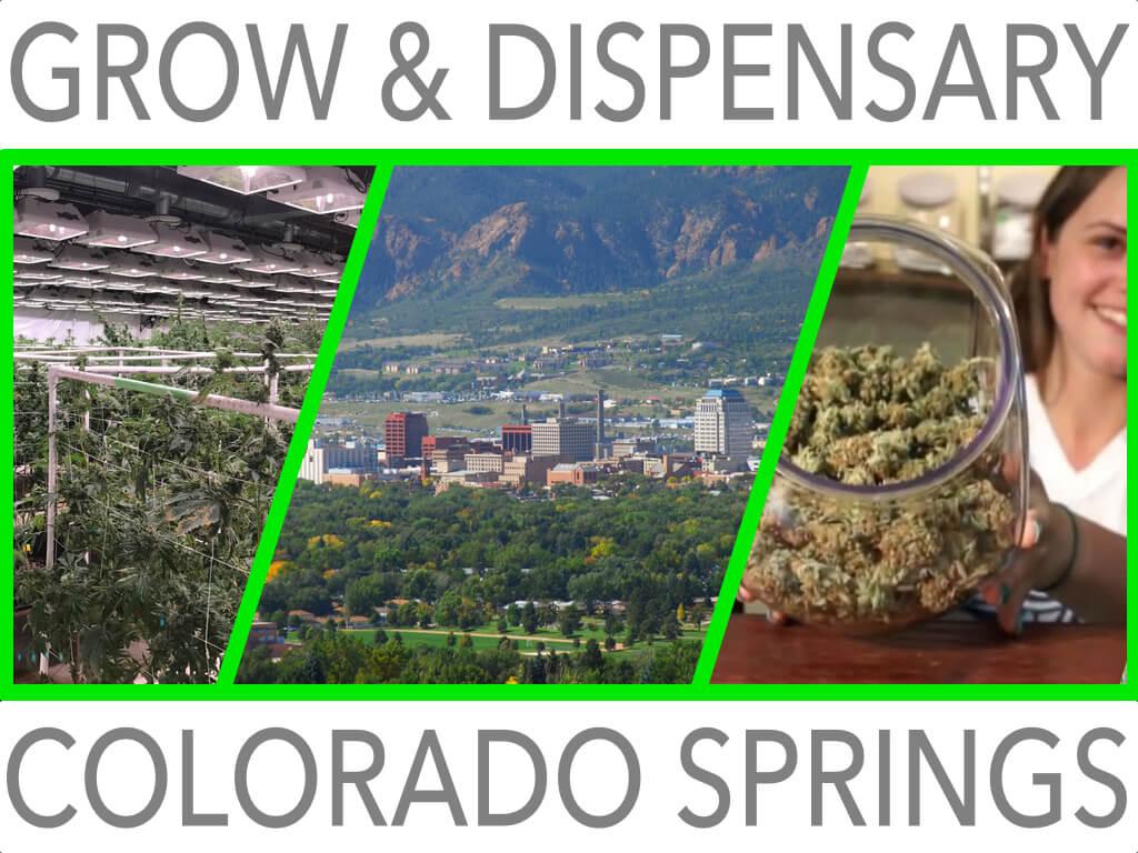 CO Springs Grow:Dispensary